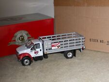 FERRIS MOWERS FORD F-650 STAKE TRUCK  FIRST GEAR 1ST