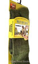 Mens Long Boot Military Socks Heat Max Thermal Winter Comfortable Size 6-11