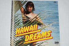 HARRY KALAPANA / THE BLUE WAHINIS -Hawaii Dreams- 2xLP Nude Cover / near mint