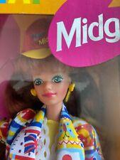 Barbie Midge Naf Naf NRFB # 10999 from 1993 European Rare NRFB