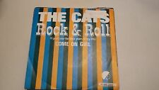 45T THE CATS---ROCK & ROLL--