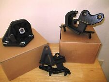 FITS: 2003-2007 HONDA ACCORD (2.4L, L4) -- SET OF 3 MANUAL TRANSMISSION MOUNTS.