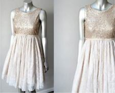 Lace Regular Sleeve Dresses (Sizes 4 & Up) for Girls