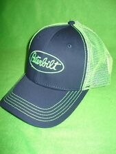PETERBILT HAT / TRUCKER CAP / NEON GREEN / SUMMER MESH BACK