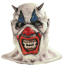 MISERY SCARY CREEPY CLOWN HALLOWEEN MASK BRAND NEW IN STOCK!