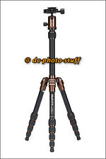 MeFoto BackPacker A0350Q0 Aluminium Tripod Kit * CHOCOLATE * 13 lbs loading