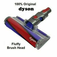 New Genuine DYSON V6 Fluffy Soft Roller Head Cordless Head Brush Tool