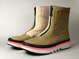Nike Air Jordan 1 Jester XX Utility Pack Women's Size 9.5 Shoes Beige AV3722-200