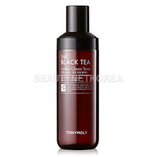 [TONYMOLY] The Black Tea London Classic Toner 180ml / Anti-wrinkle