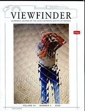 Leica Viewfinder Magazine Volume 41 Number 4 2008 Horst Gienapp EX 032817lej
