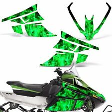 Decal Graphic Kit Arctic Cat F Series Z1 Sled Snowmobile Accessories Wrap ICE GN