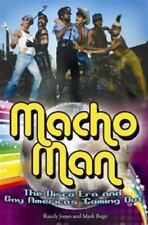 Macho Man: The Disco Era and Gay America's Coming Out-ExLibrary