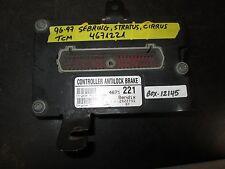 96 97 SEBRING STRATUS CIRRUS TCM #4671221 *See item description*