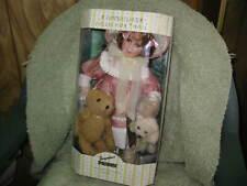 "New ListingSeymour Mann Connoisseur Collection Doll Named ""Meghan"" N/I/B"