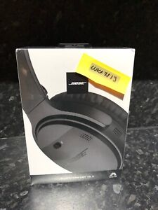 Bose QuietComfort 35 Series II Wireless Headphones - New UK model - BLACK