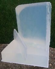 Ultra Clear Organic Glycerin Melt & Pour Soap Base 100 Pure 2 LB 2lb