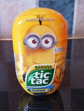 Limited Edition Tic Tac Banana Minion