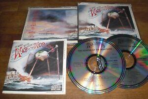 The War Of The Worlds - Jeff Wayne´s Musical Version 2 CD Box