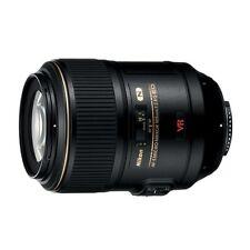 Nikon Micro-Nikkor 105mm f/2.8 IF-ED Lens