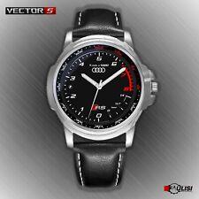 Orologio da polso Audi Contagiri S3 esclusivo sport watch stainless leather a3 S