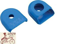RACE FACE LARGE BLUE BICYCLE CRANK BOOTS---2 IN A PACK