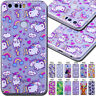 For Huawei Honor 8 Rubber Silicone Gel Soft Cover Skin TPU Shockproof Back Case