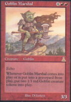 4x Goblin Marshal x4 Urza's Destiny - NM, English - MTG Magic PLAYSET