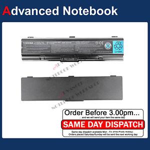 Genuine Battery for Toshiba Satellite L500D L505 L550 PA3534U-1BRS PA3534U-1BAS