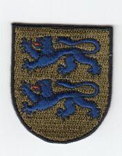 Südjütland Wappen Patch Aufnäher Dänemark Danmark