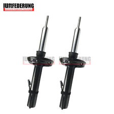 Luftfederung Pair for Cadillac XTS w/ Electric Front Suspension Shock 22906209