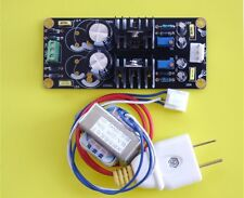 LM317 LM337 adjustable dual +/- 3~17V Regulated Power Supply board With transfor