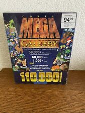 Corel Mega Gallery 110,000 Images New Sealed