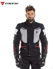 Giacca moto Dainese carve master 2 gore-tex rosso