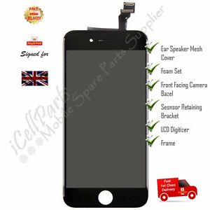 Touch Display iPhone 6S Black Digitizer LCD Screen Assembly Replacement Tools
