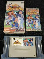 ⭐ SUPER KYUKYOKU HARIKIRI STADIUM NINTENDO SUPER FAMICOM SFC JAPAN JAP 🎌⭐