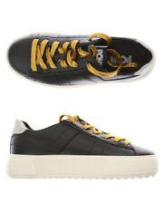 Scarpe Sneaker Pony Shoes In Pelle Unisex Nero HW00705B A2