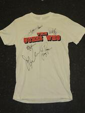 Vintage 1972 The Guess Who Signed Autographed Concert T Shirt