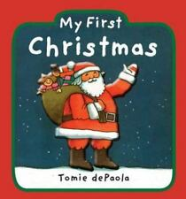 My First Christmas dePaola, Tomie Board book