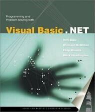 Programming and Problem Solving with Visual Basic .NET-ExLibrary