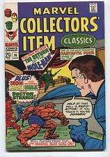 Marvel Collector's Items Classics #16 -Return of the Mole-Man! - (7.5) 1968