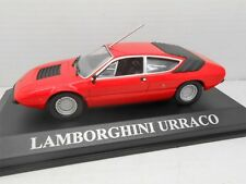 2263 COCHE LAMBORGHINI URRACO  MODEL CAR 1/43 MINIATURE 1:43 MINIATURA MODEL