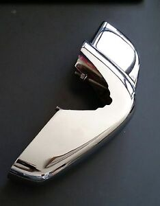 Porsche 356 356B 356C 60-65 Right Front  Chrome Bumper Guard  644 505 302 15