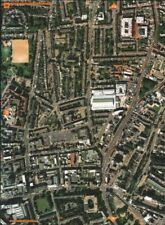 ISLINGTON N1. Royal Mail Depot The Angel Upper Street City Road 2000 old map