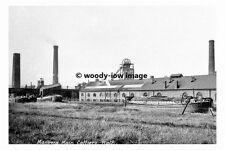 pt7408 - Wath , Manvers Main Colliery , Yorkshire - photograph 6x4