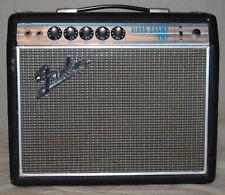1967 Fender Silverface Dripedge Vibro Champ Tube Guitar Amp