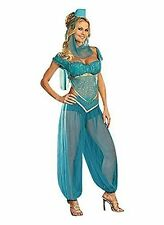 4 Piece Princess Jasmine Arabian Nights/Harem/Belly Dancer Costume Size 8-10