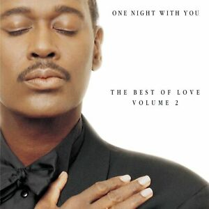 Audio CD - R&B - One Night with You: The Best of Love Vol. 2 by Luther Vandross