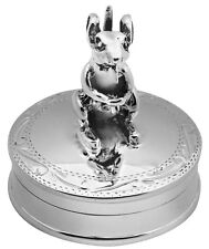 MOUSE PILLBOX 925 STERLING SILVER HALLMARKED NEW FROM ARI D NORMAN