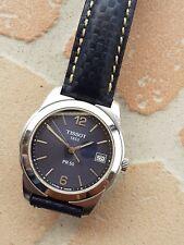 Rare TISSOT PR50 watch modern acier steel a reparer NR