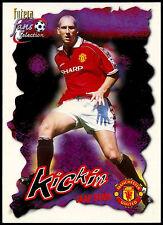 Jaap Stam #39 Futera Manchester United 1999 Football Card (C338)